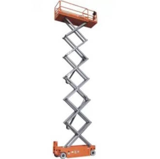 16m Electric Slab Scissor Lift