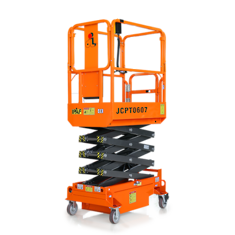 6m Push Around Scissor Lift