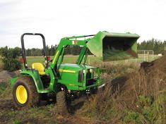 John Deere 31Hp Lifesyle Tractor