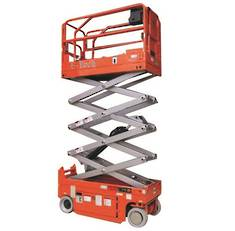 6M ELECTRIC SCISSOR LIFT