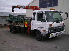 Farm Machinery Cartage